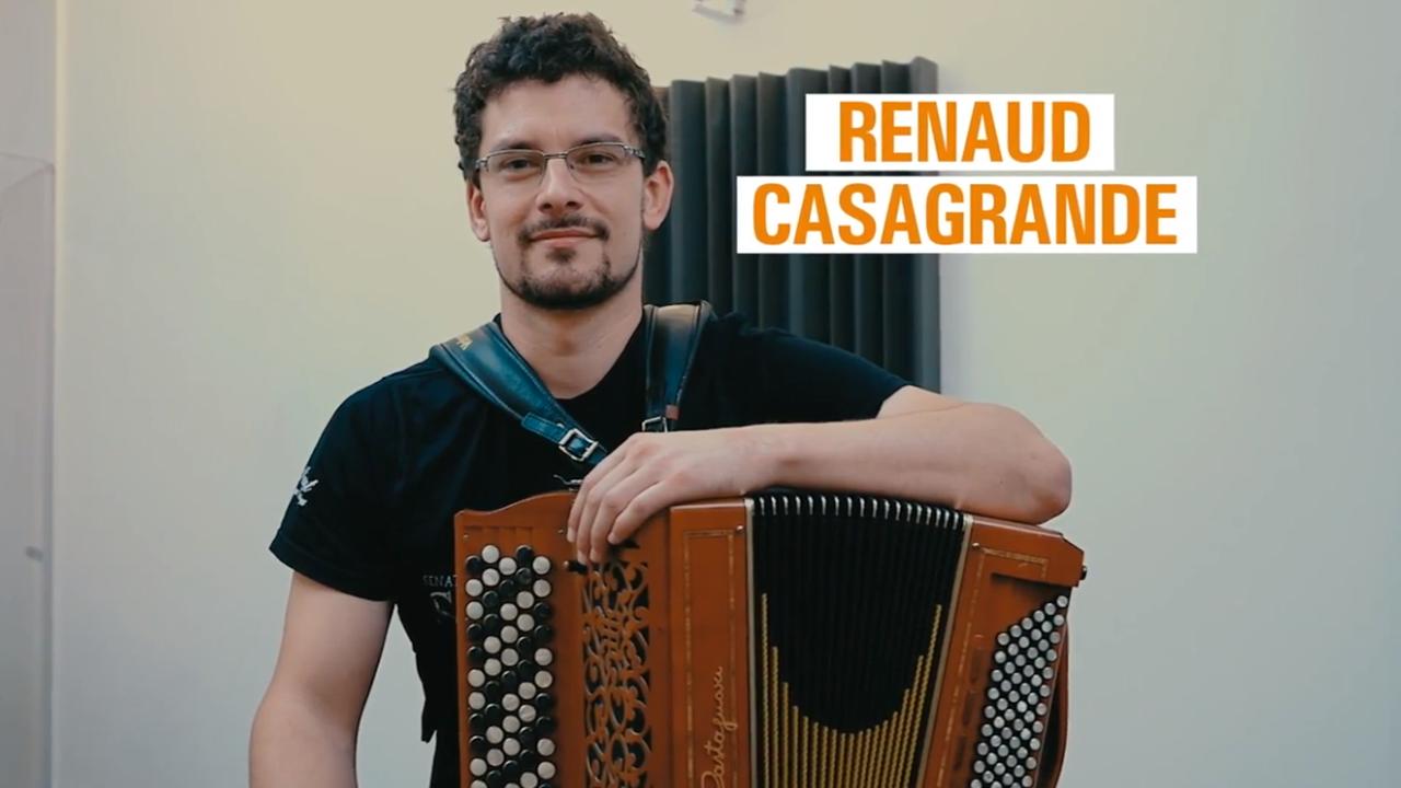 Les tutoriels Idylle MUSIC LAB™ – Episode 3 – l'accordéon