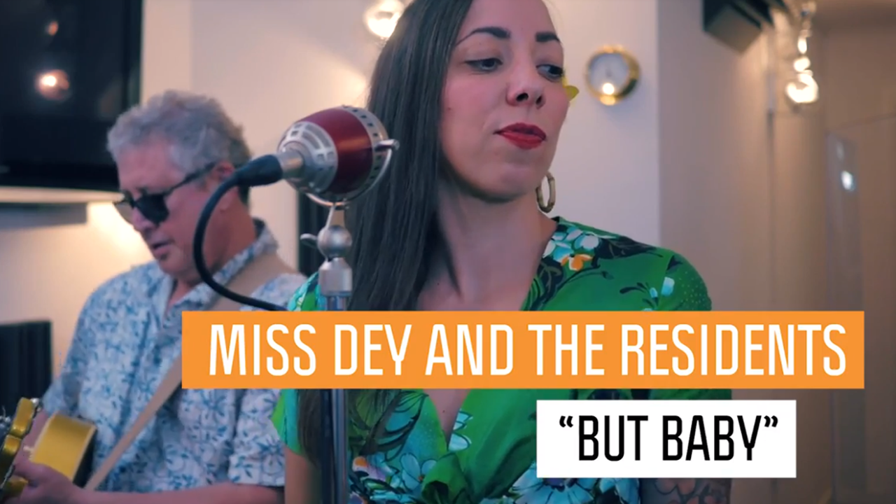 L'instant Idylle – Episode 7 – Miss Dey & The Residents – «But Baby»