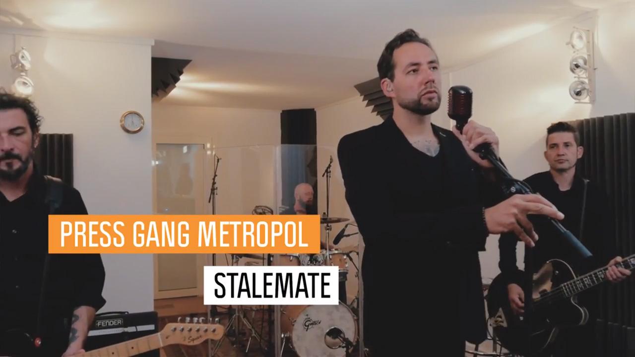 L'instant Idylle – Episode 9 – Press Gang Metropol – «STALEMATE»