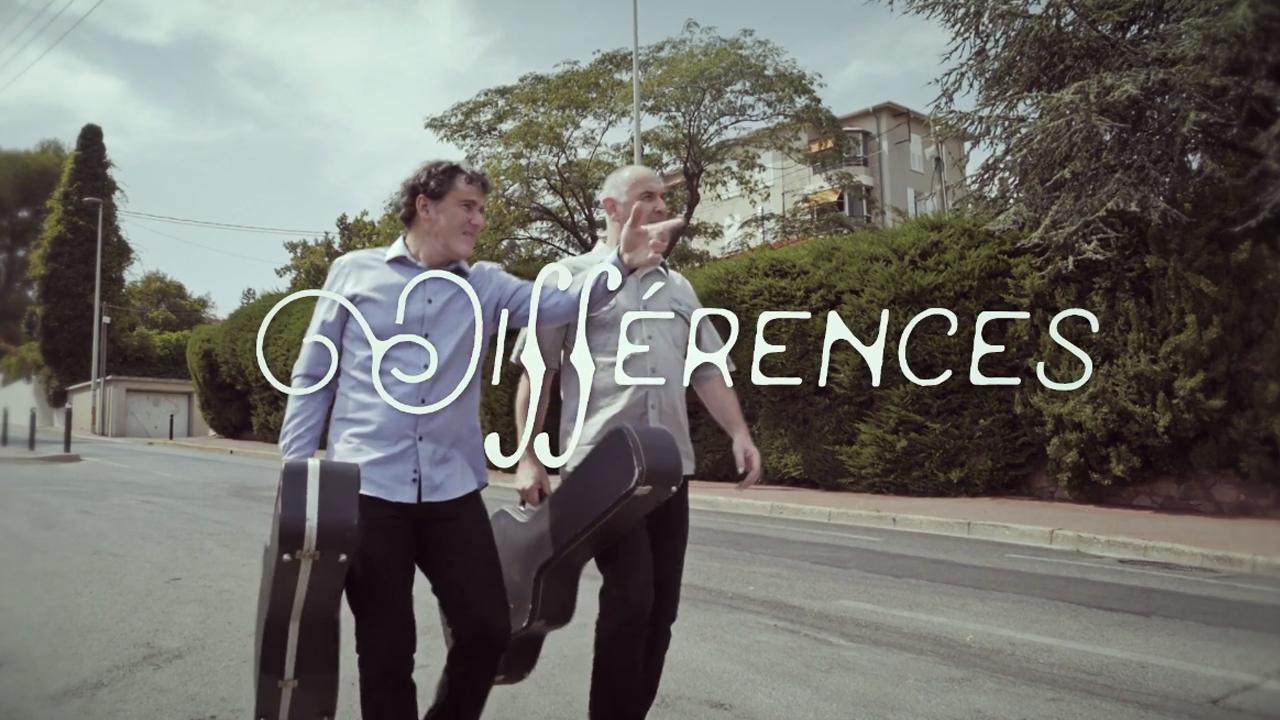 Jean-Charles Jegues et Roger Lartheau – «Différences»