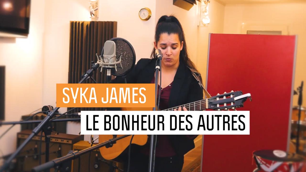 L'Instant Idylle – Episode 2 – Syka James – «Le bonheur des autres»